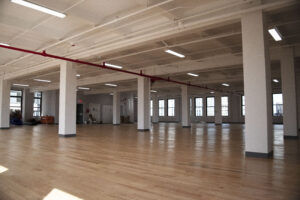 44 east 28th street full floor interior, open space