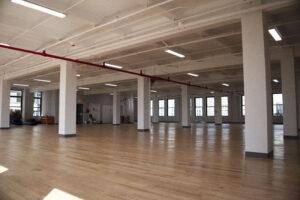 44 east 28th street full floor interior, open space