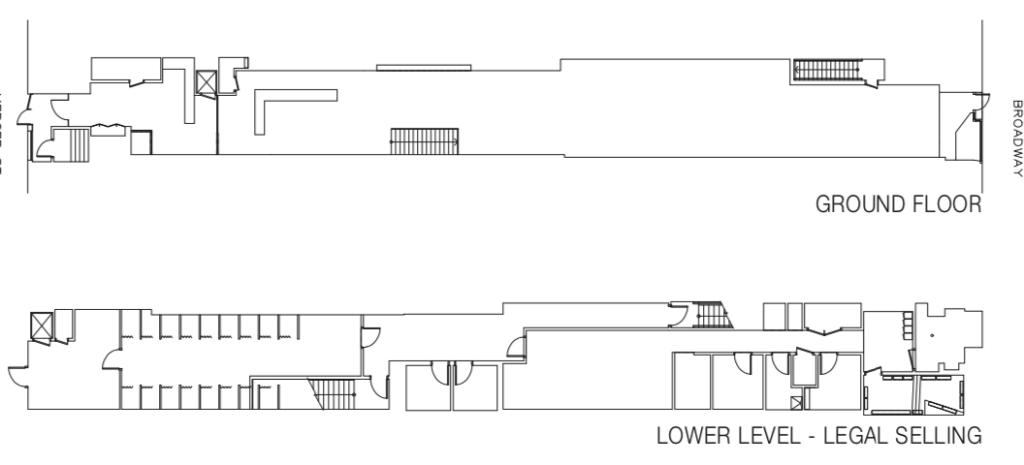 499 Broadway floor plan