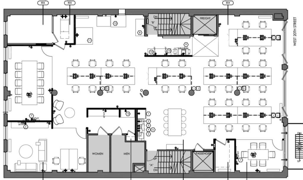 36 west 20 floorplan
