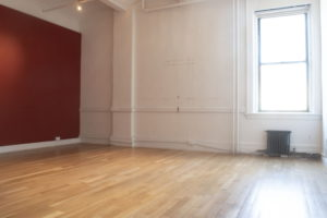 119 West 23rd street suite 902 open room/space