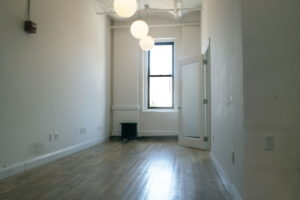 119 West 23rd street suite 902 private office hallway/reception area
