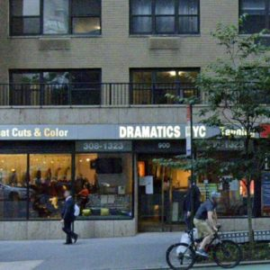 Dramatics 2nd avenue façade