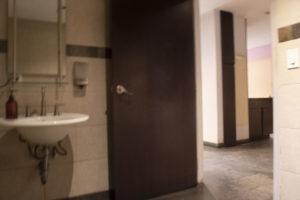 Dramatics 2nd avenue bathroom 1