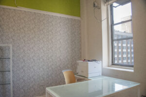 119 West 23rd street suite 610 office with window