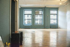 119 w 23rd street suite 400 windows, natural light