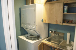 119 w 23rd street suite 400 washer/dryer, wet pantry